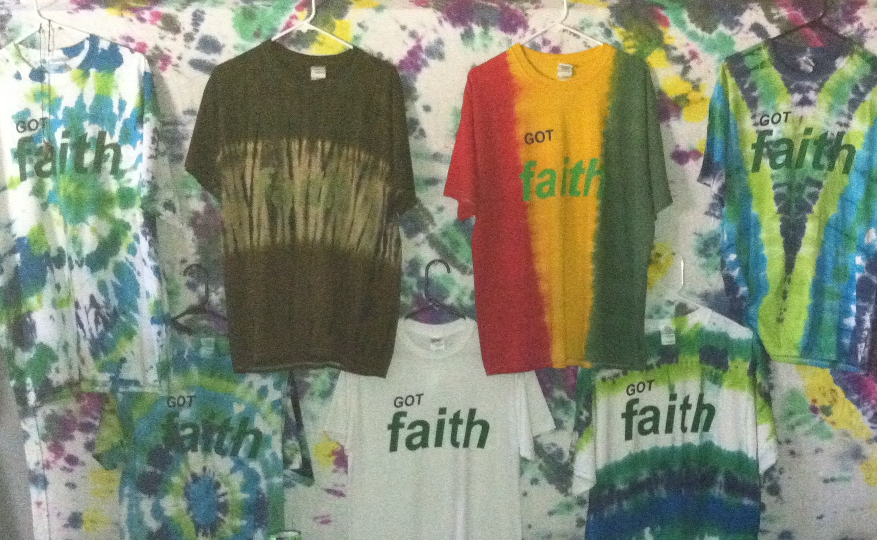 Greenfaith WHITE T-Shirt